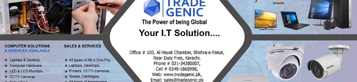Trade Genic (SMC) Pvt Ltd., Karachi, Pakistan