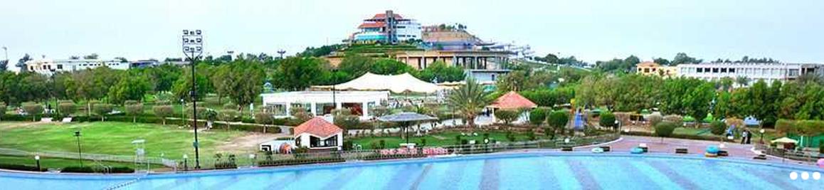 Dreamworld Resort, Hotel & Golf Course, Karachi, Pakistan