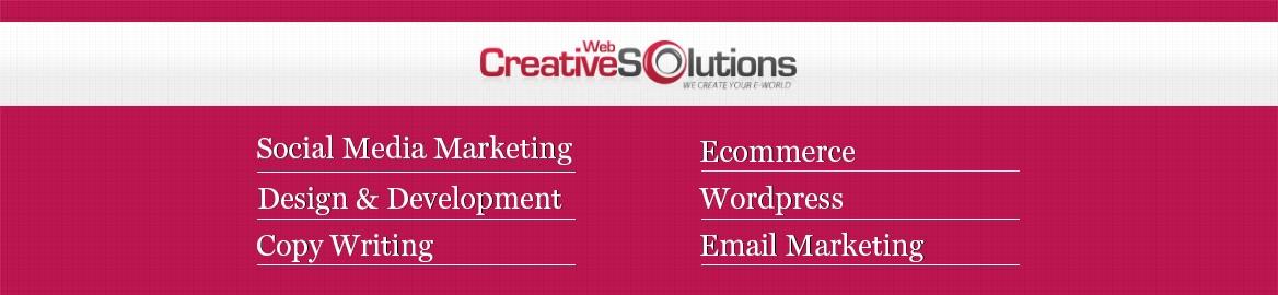 Creative Web Solutions, Lahore, Pakistan