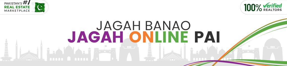 Jagah Online, Karachi, Pakistan