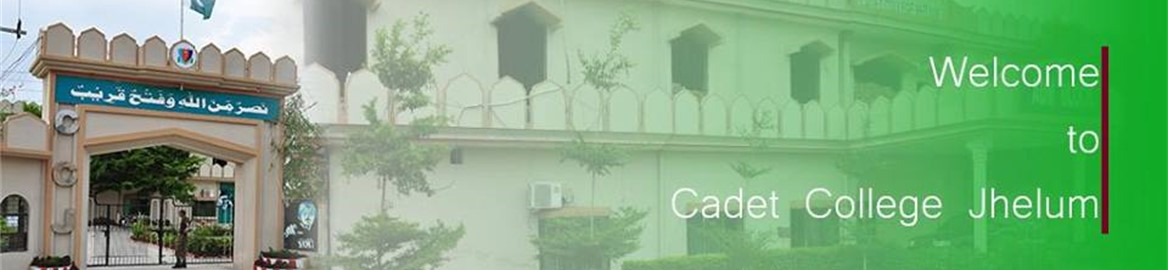 Cadet College Jhelum, Jhelum, Pakistan