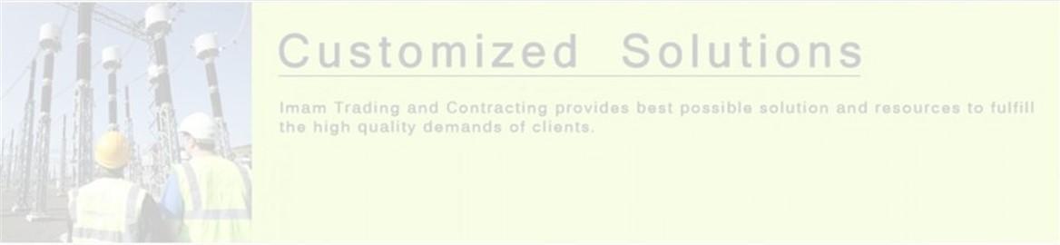 Imam Trading & Contracting, Islamabad, Pakistan
